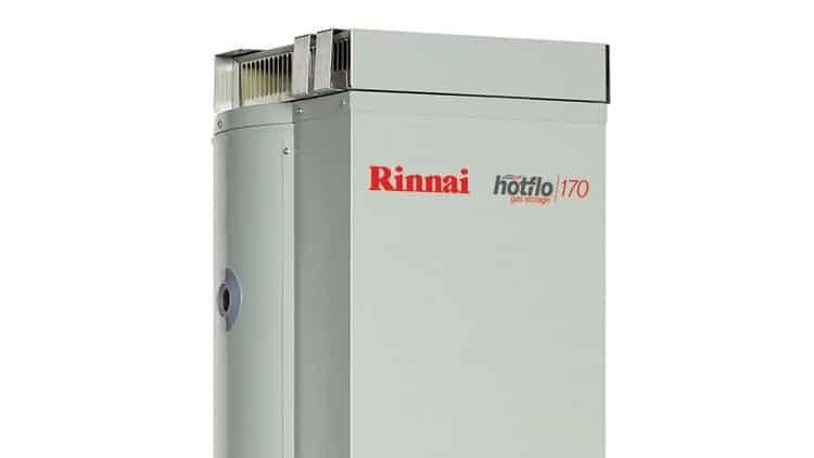 Rinnai Hotflo Series