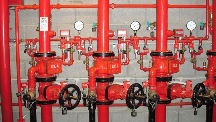 Image result for fire protection system