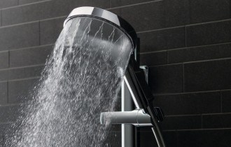Showering Perfection by Methven