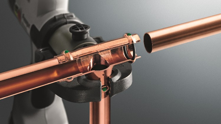 The Pressing Matter On Copper Plumbing Connection