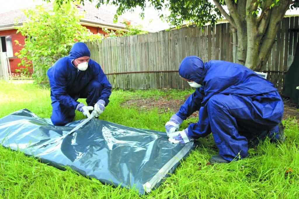 Asbestos Removal Image 1