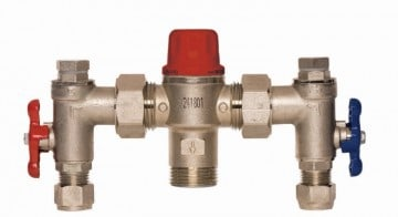 Aquablend TMV Thermal Flush