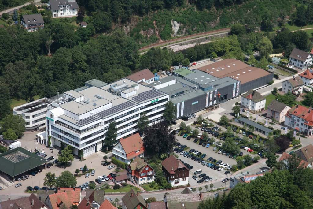 Hansgrohe Headquarters, Schiltach.