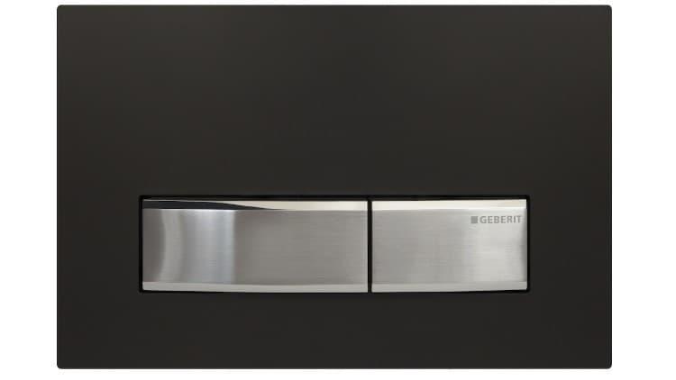 Geberit's new flush plates