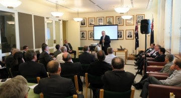 Plumbing Meets Parliament 2016