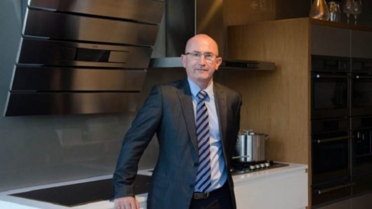 Electrolux to close hot water business