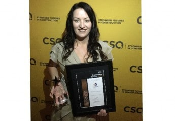 MPA CEO takes out Construction Professional of the Year Award 2016