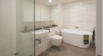 Bathroom pods make their mark