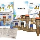 Hot water cylinder valves