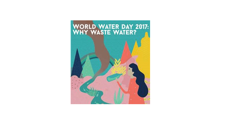 Join the campaign for World Water Day 2017