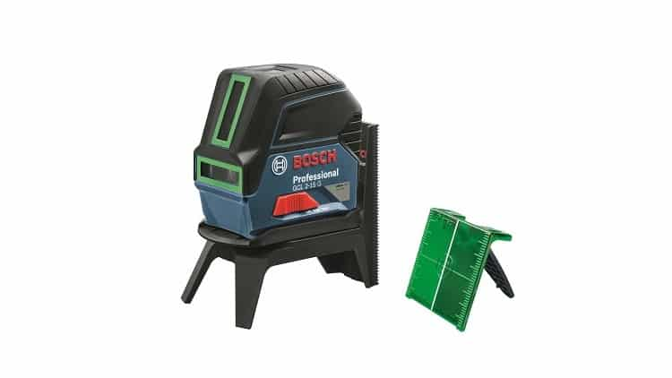 Green Line Laser from Bosch Blue