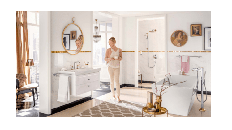Hansgrohe presents Metropol  and Metropol Classic mixers
