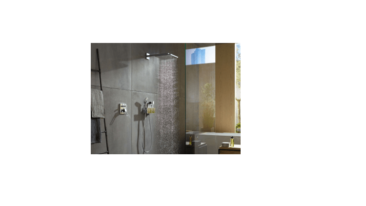 hansgrohe introduces new shower range and products