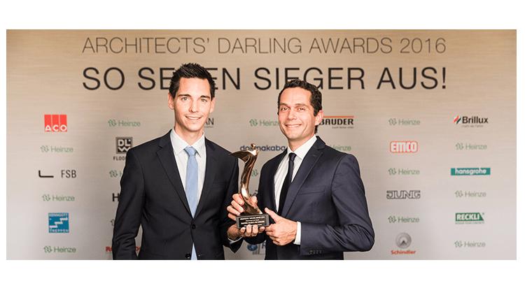 Hansgrohe Group gold award