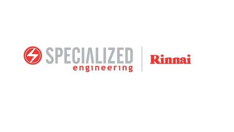 Rinnai acquires Specialized Engineering