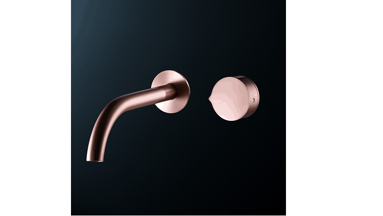 Australian-designed Eccentric by Rogerseller tap mixer