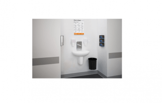 Enware announces Handwash Station Kits
