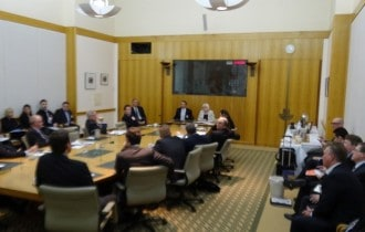 Building Ministers' Forum takes action