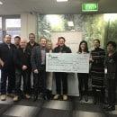 Laser Group raises $132,000 for beyondblue