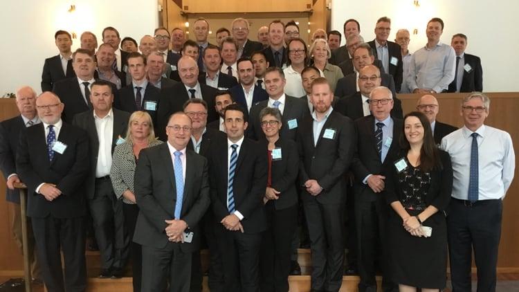 PPIG plumbing sector meets parliament