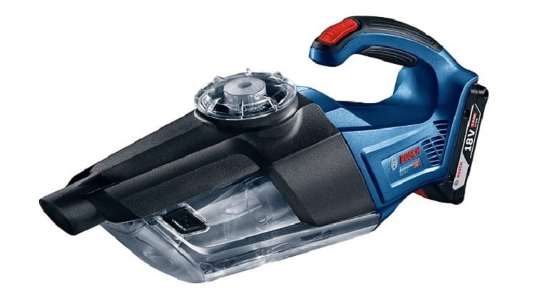 Introducing the new Bosch Blue cordless vacuum