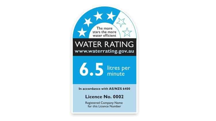 Improved water rating website