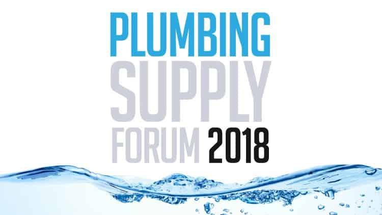 2018 Plumbing Supply Forum registration open