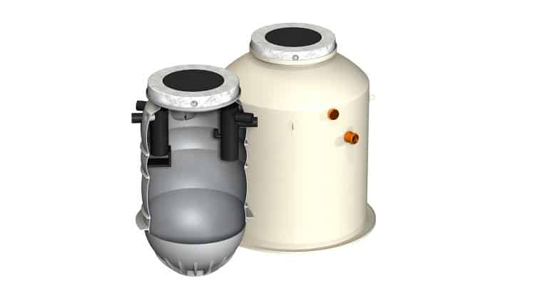A greater range for grease separation from trade waste