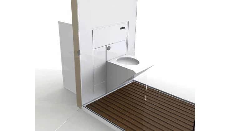 Bathroom in a box