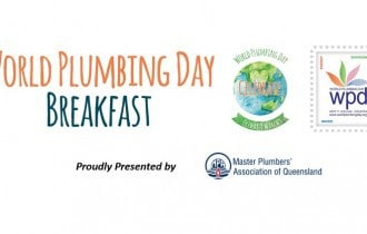MPAQ celebrating World Plumbing Day