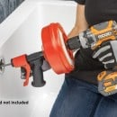 Ridgid announces upgrade to Power Spin Drain