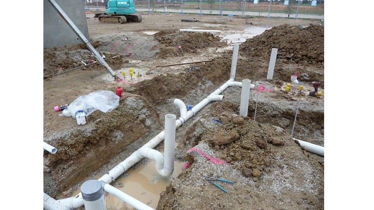 Reactive soil and how to ensure plumbing and drainage is compliant