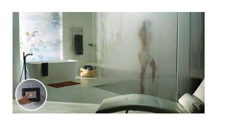 Smart bathroom technology