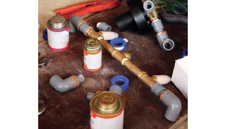 Toxic solvents