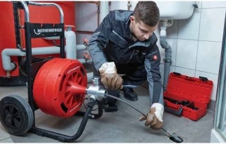 Drain inspection and cleaning… the future of the industry?