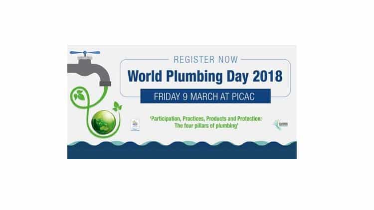 world plumbing day PC