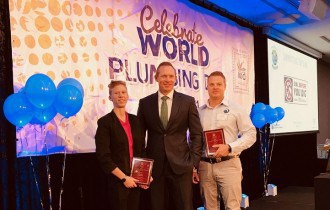 2018 Queensland plumbing ambassadors announced