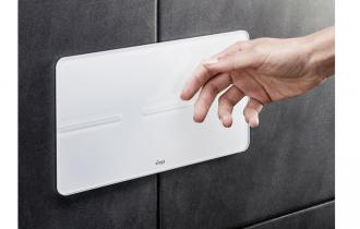 Viega launches new range of designer flush plates