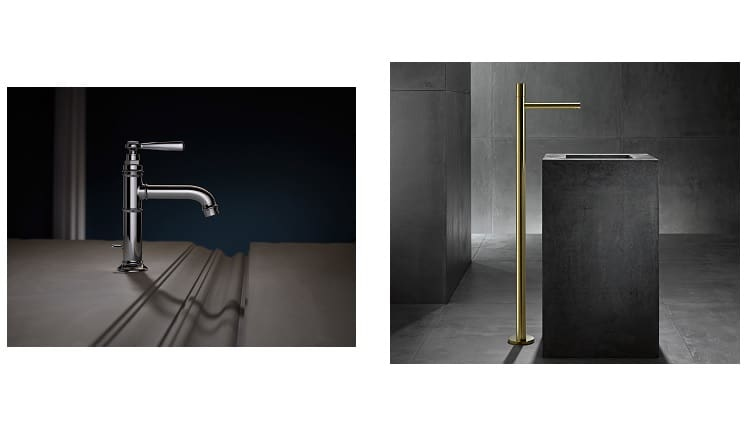 axor introduces axor montreux and uno plumbing connection. Black Bedroom Furniture Sets. Home Design Ideas