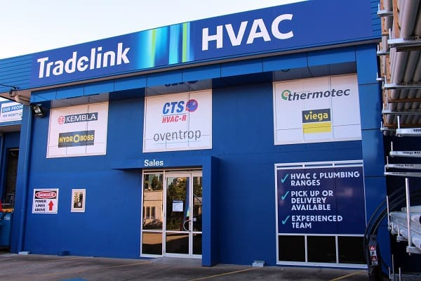 Tradelink Opens Its First Speciality Hvac Store Plumbing Connection